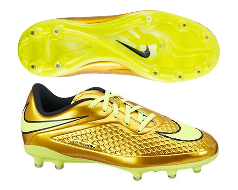 0fd9977e2 nike gold soccer cleats