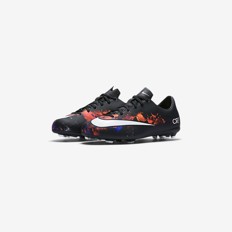 257274538 $64.99 Add to Cart for Price - Nike Mercurial Victory V CR7 FG Youth ...