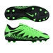 Nike Hypervenom Phelon II Youth Soccer Cleats (Green Strike/Black)