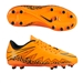Nike Hypervenom Phelon II Youth Soccer Cleats (Total Orange/Black)
