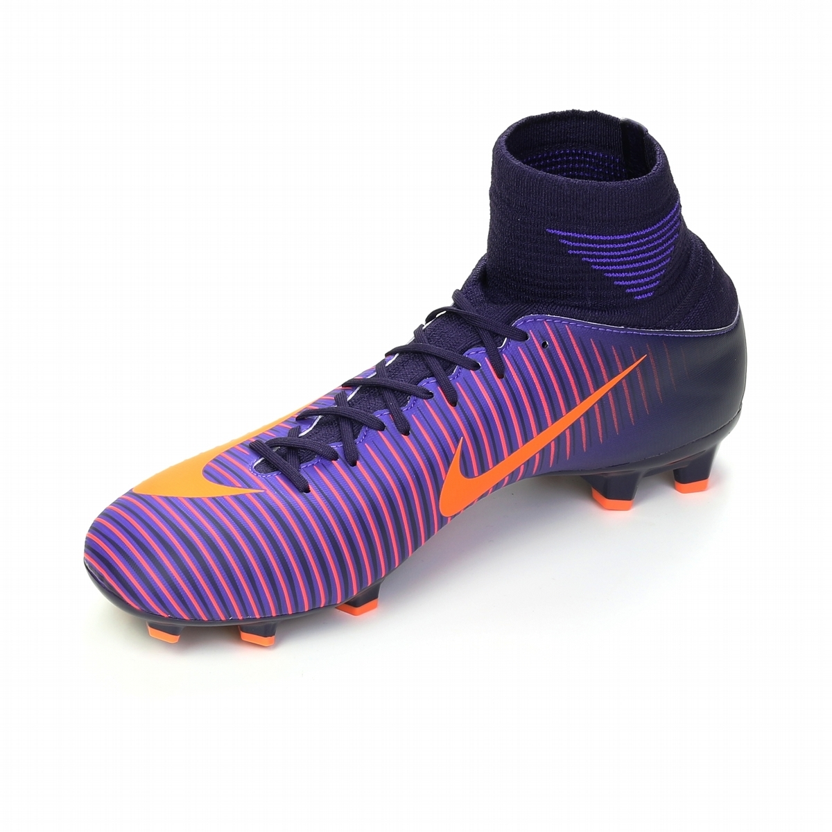 09f2c06af Nike Youth Mercurial SuperFly V FG Soccer Cleats (Purple Dynasty/Bright ...