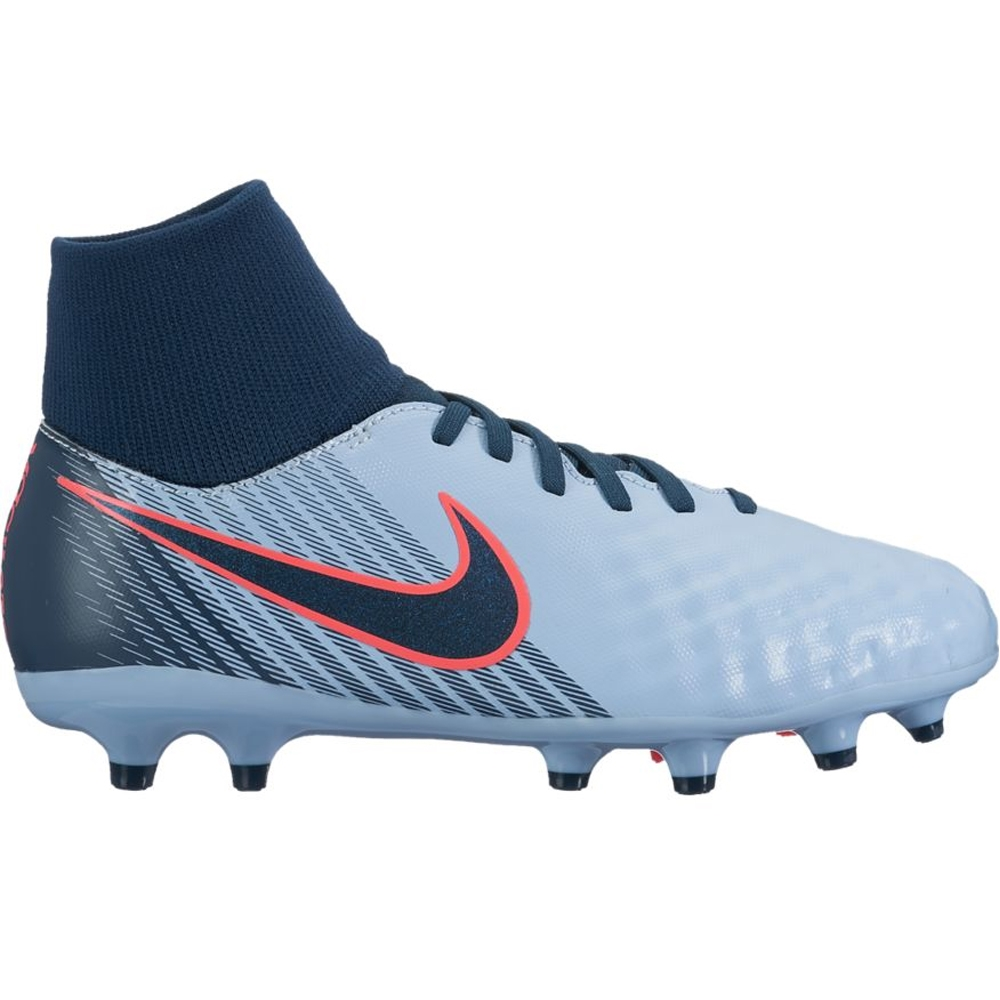 Nike Youth Magista Onda II DF FG Soccer Cleats (Light Armory Blue ... 61e92dbc18d