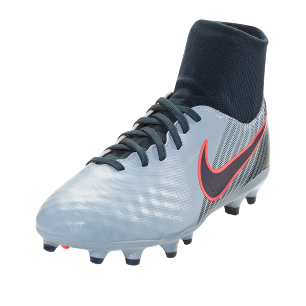 4994437d71f Nike Youth Magista Onda II DF FG Soccer Cleats (Light Armory Blue Armory ...