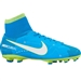 Nike Youth Mercurial Victory VI DF FG Neymar Soccer Cleats (Blue Orbit/White/Armory Navy)