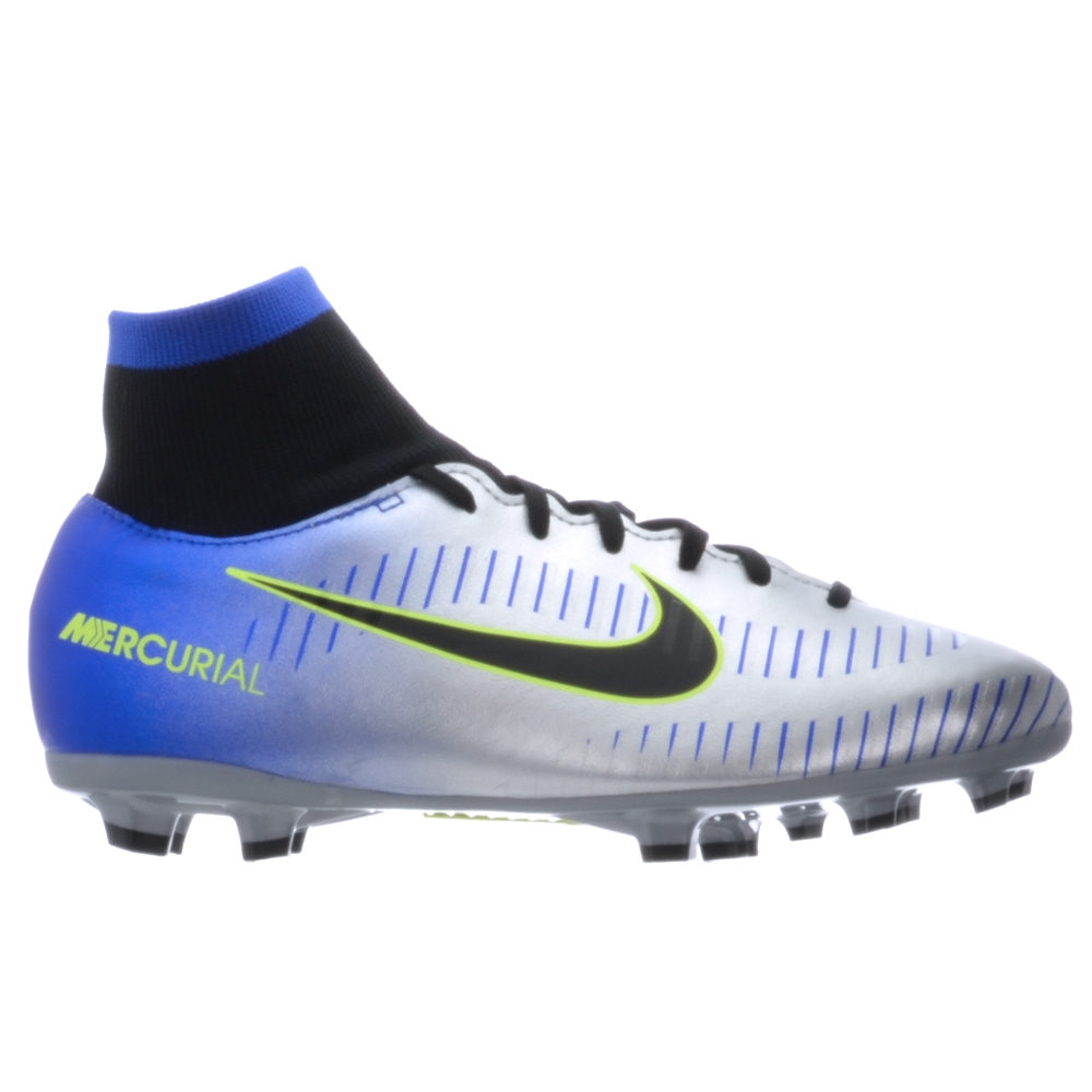 04d930bc9 Nike Neymar Youth Mercurial Victory VI DF FG Soccer Cleats (Racer ...