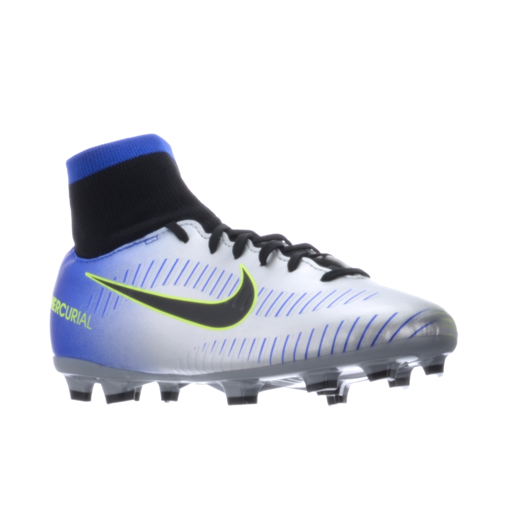 new concept 4fed9 0576c Nike Neymar Youth Mercurial Victory VI DF FG Soccer Cleats ...