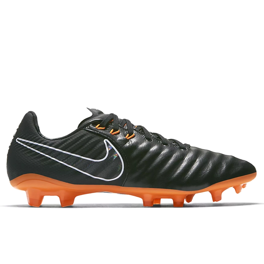 e812a7f2fd4d Nike Youth Tiempo Legend VII Elite FG Soccer Cleats (Black Total ...