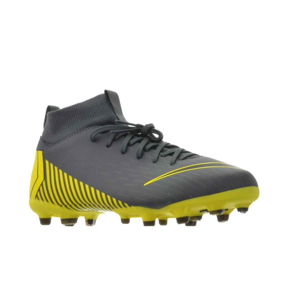 cc45e3fd390 Nike Youth Superfly 6 Academy MG Soccer Cleats (Dark Grey Black ...