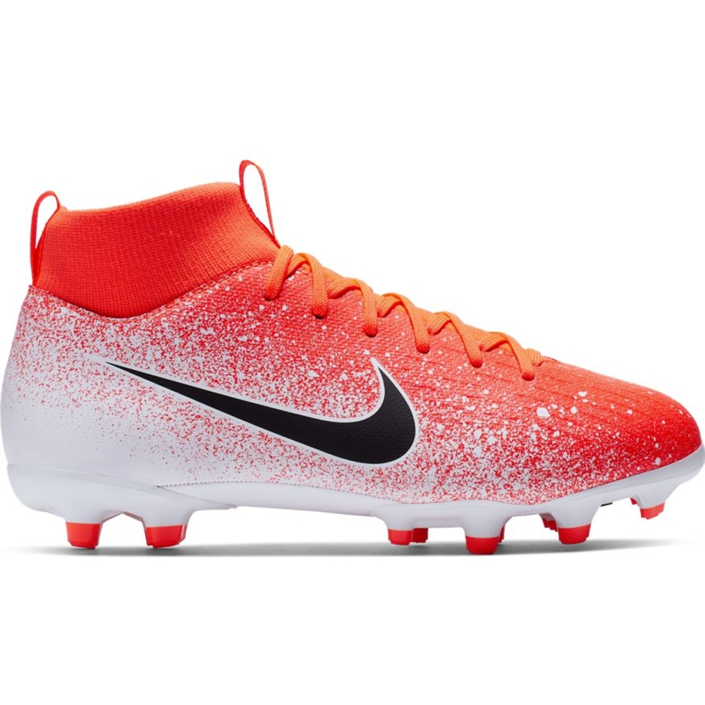 7d1275a5a42f9 Nike Youth Superfly 6 Academy MG Soccer Cleats (Hyper Crimson/Black ...