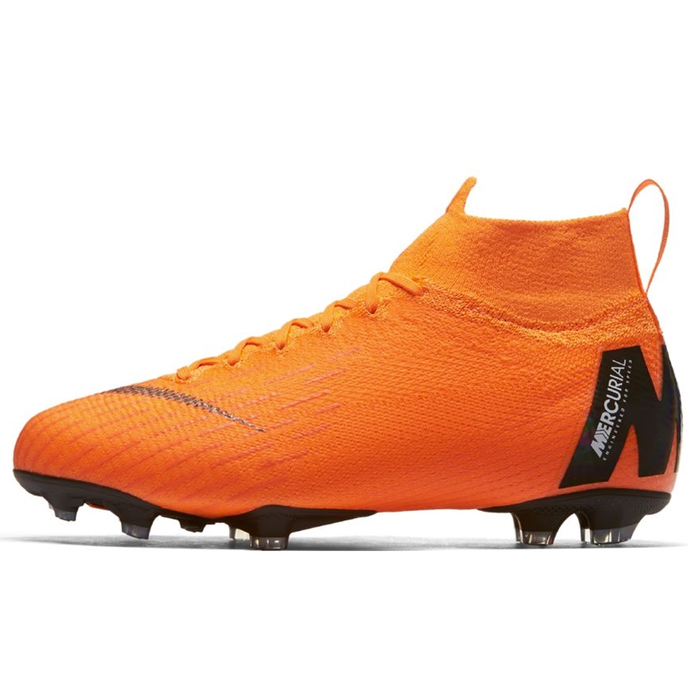 aba0e3652f5 Nike Youth Mercurial Superfly VI Elite FG Soccer Cleats (Total ...