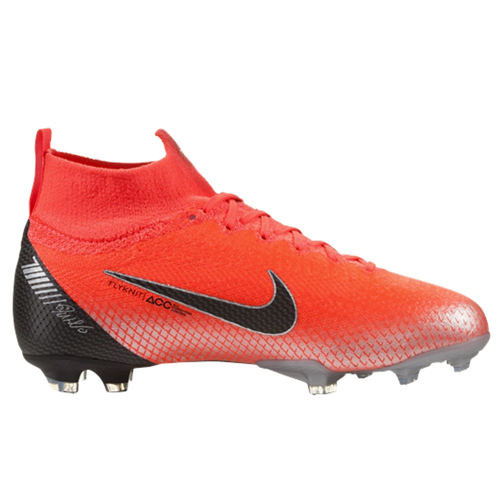 Nike Youth Superfly VI Elite CR7 FG Soccer Cleats (Flash Crimson ... 79817e85d3195