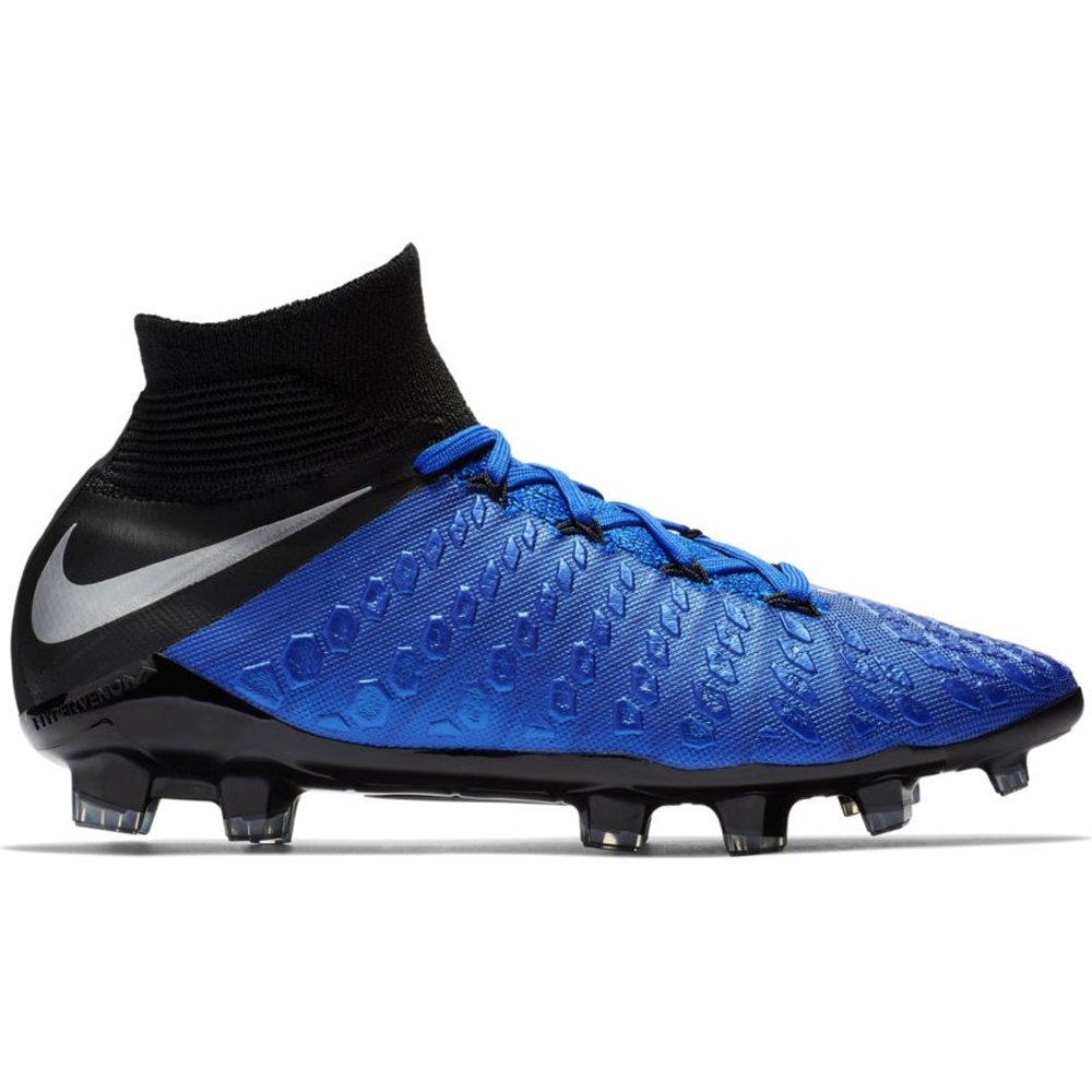 396effbdedec Nike Youth Hypervenom 3 Elite DF FG Soccer Cleats (Racer Blue ...