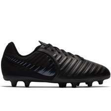 Nike Youth Legend VII Club MG Soccer Cleats (Black)
