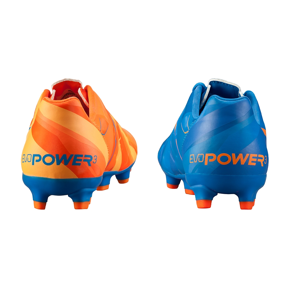 329aa94fdc9 ... detailed images 8ee1c 47b19 Puma evoPOWER 3.2 Tricks Youth FG Soccer  Cleats (Orange Clown FishElectric ...