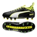 Puma Youth evoTOUCH 1 FG Soccer Cleats (Black/Safety Yellow)