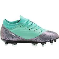 Puma Youth Future 2.4 Netfit FG (Color Shift/Biscay Green/White/Black)