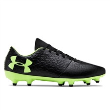 Under Armour Youth Magnetico Select FG (Black/Black)