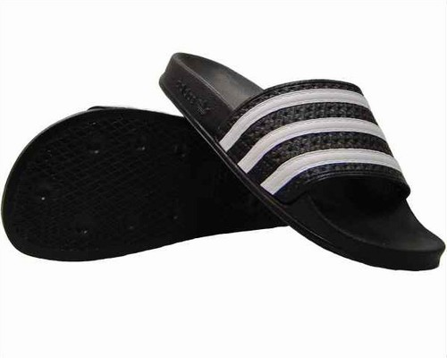 b221b6689768  22.49 - Adidas Originals Adilette Sandal (Black White ...