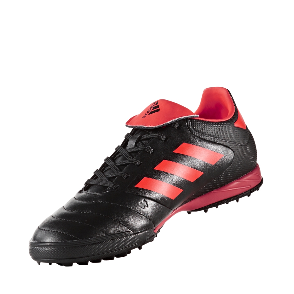 adidas copa tango 17.3 tf turf soccer shoes black-white
