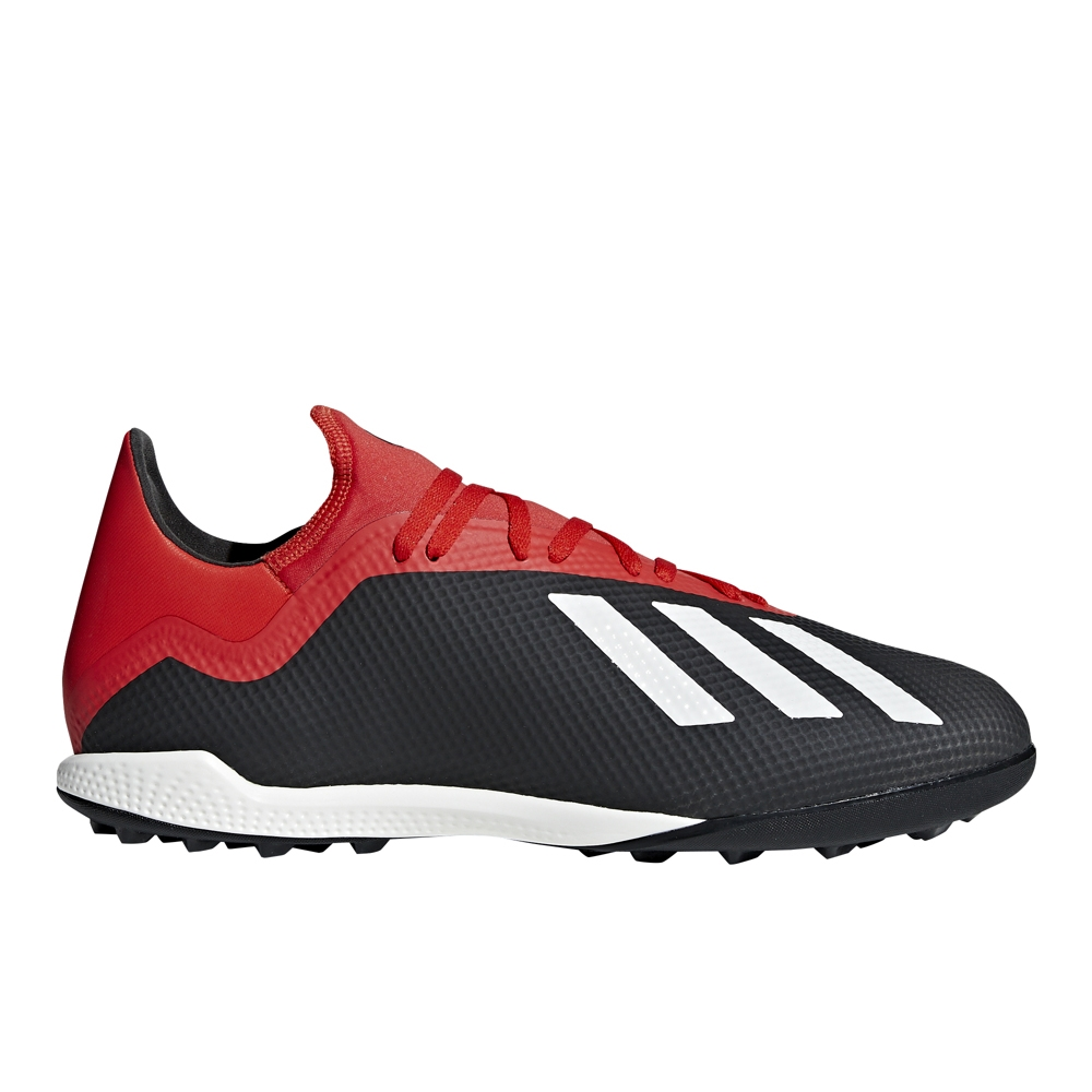 f438a1b81 Adidas X Tango 18.3 TF Turf Soccer Shoes (Core Black/Off White/Active