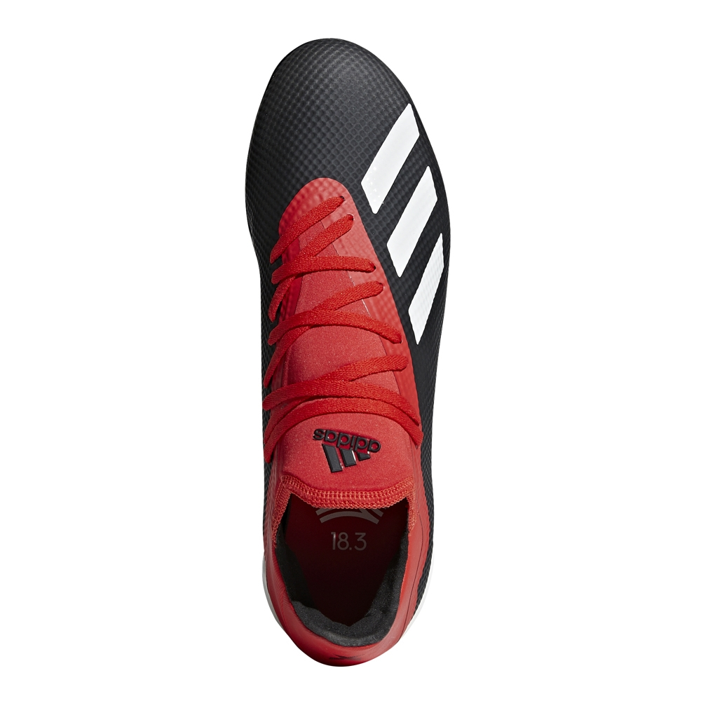 5527320d8 Adidas X Tango 18.3 TF Turf Soccer Shoes (Core Black/Off White/Active Red)