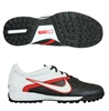 Nike CTR360 Libretto II FG Soccer Cleats (Black/Challenge Red/White)