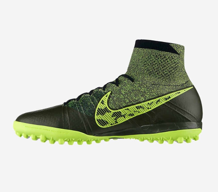 nike elastico superfly tf turf soccer shoes
