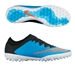Nike Elastico Finale III TF Turf Soccer Shoes (Blue Lagoon/Black/White/Total Crimson)