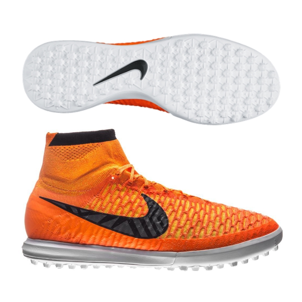 official photos e4257 548d2 SALE  119.95 - Nike MagistaX Proximo TF Turf Soccer Shoes (Total  Orange Laser Orange White Dark Grey)   Nike Indoor Soccer Shoes    718359-808   FREE ...