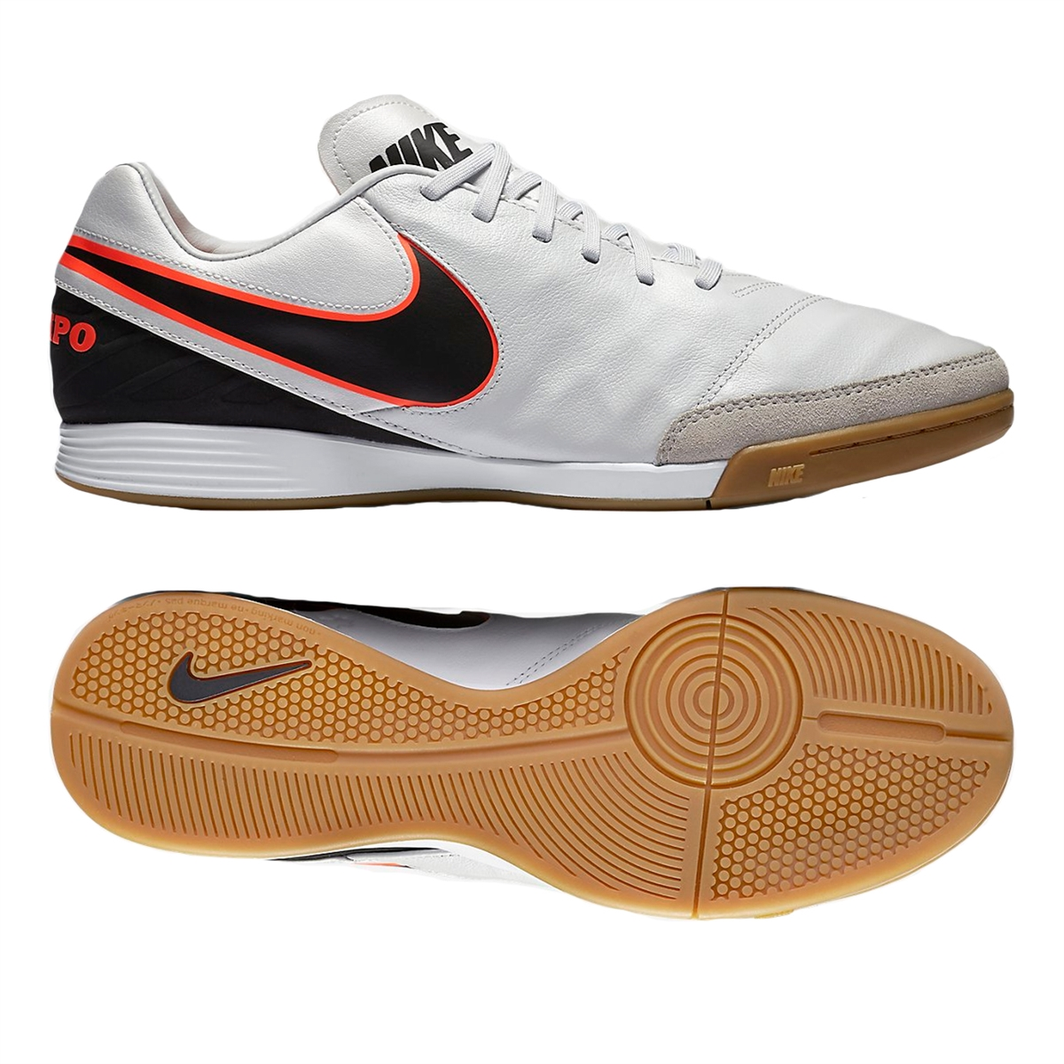 a43511272 ... discount nike tiempo mystic v ic indoor soccer shoes pure platinum black  5385a 44333