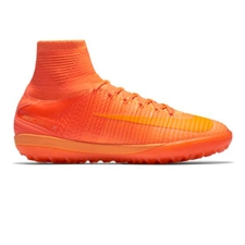 Nike MercurialX Proximo II TF Turf Soccer Shoes (Total Orange/Bright Citrus/Hyper Crimson)