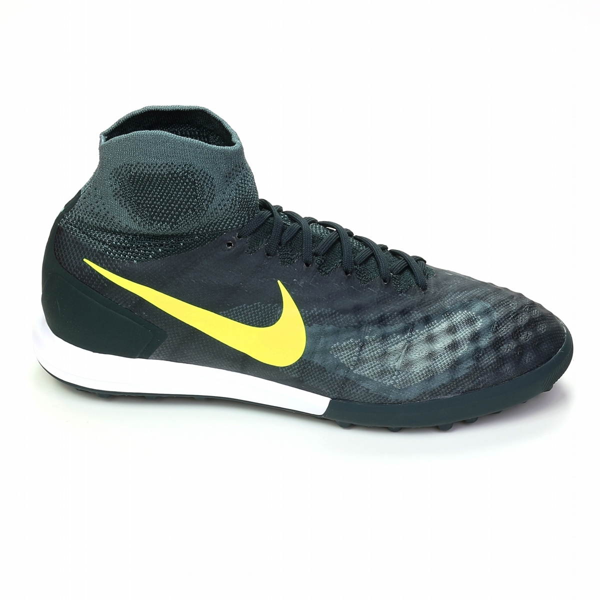 ... Nike MagistaX Proximo TF Turf Soccer Shoes (Seaweed/Volt/Hasta/Mica  Green ...