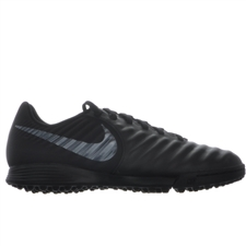 Nike LegendX VII Academy TF Turf Soccer Shoes (Black)