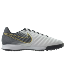 Nike LegendX 7 Academy TF Turf Soccer Shoes (White/Black)