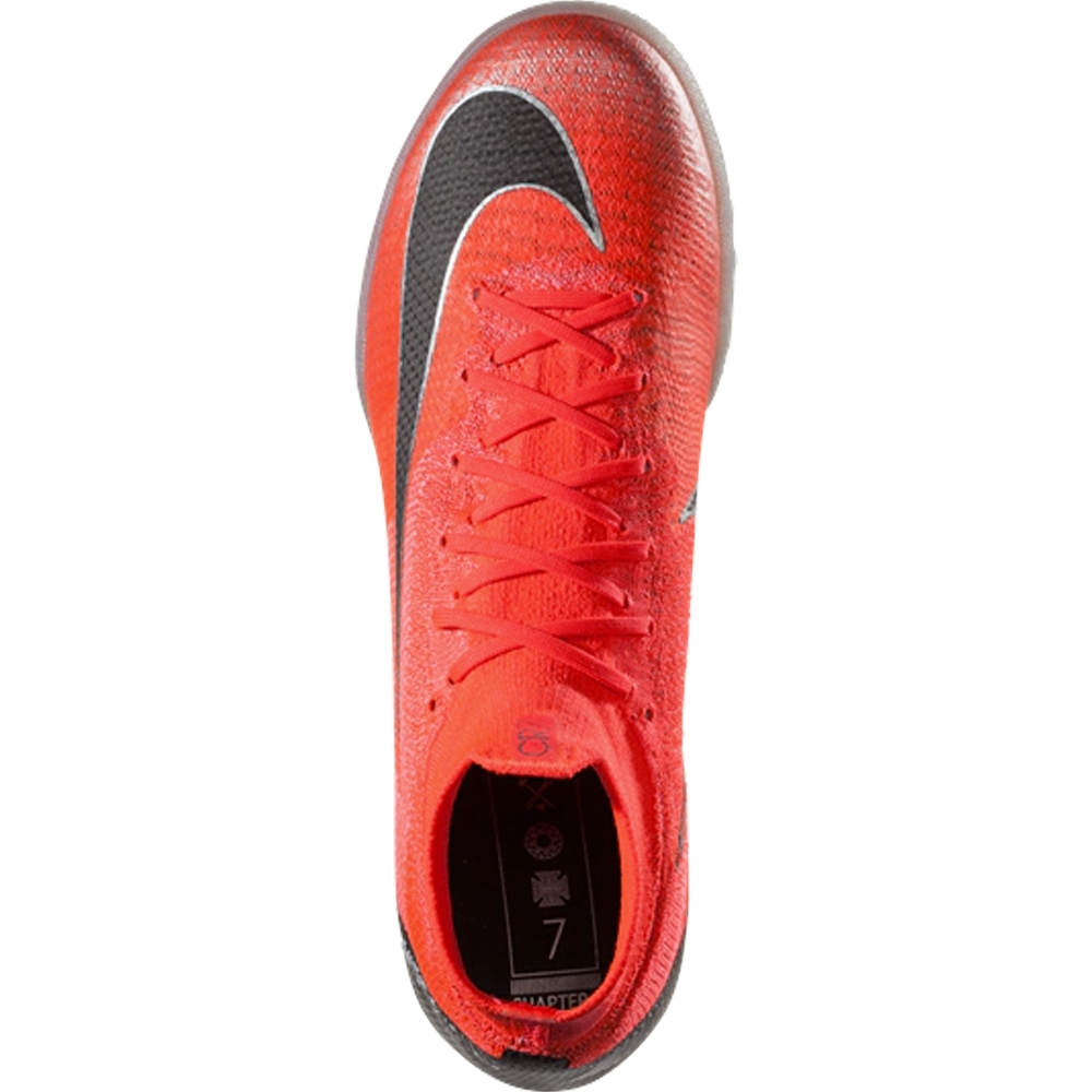 64deedd6a5c Nike SuperflyX VI Elite CR7 TF Turf Soccer Shoes (Flash Crimson ...