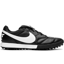 Nike Premier II TF Turf Soccer Shoes (Black/White)