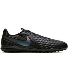 Nike Tiempo Legend 8 Academy TF Turf Soccer Shoes (Black)