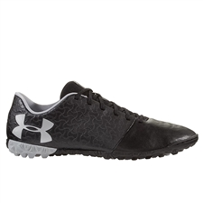 Under Armour Magnetico Select TF Turf Soccer Shoes (Black)