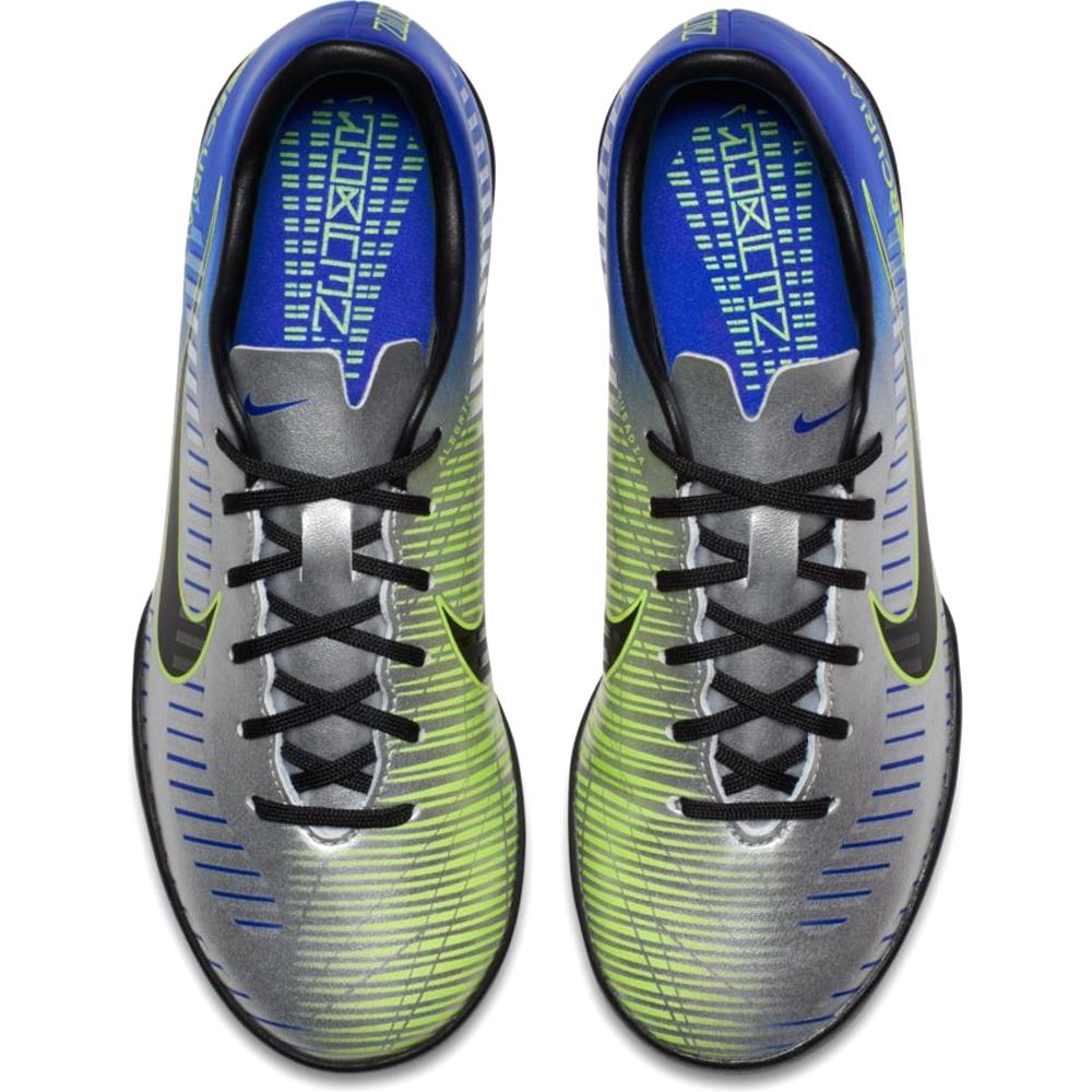 the latest c783c 01ccd Nike Neymar Youth MercurialX Victory VI TF Turf Soccer Shoes (Racer ...