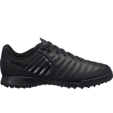 Nike Youth LegendX VII Academy TF Turf Soccer Shoes (Black)