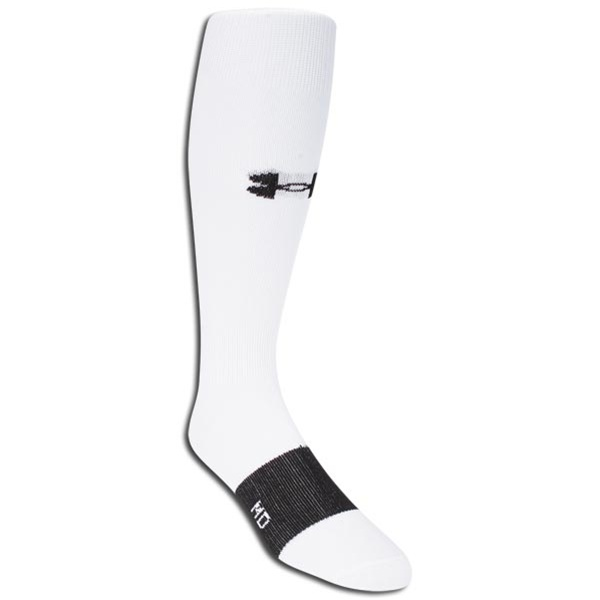 147c450e7a5  8 - Under Armour Soccer Flat Knit Sock -