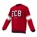 Adidas Bayern Munich 2015-16 Graphic Sweatshirt (FCB True Red)