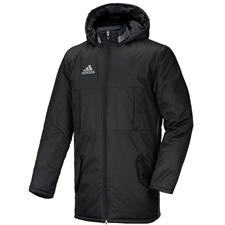 Adidas Condivo 16 Stadium Jacket (Black/White)