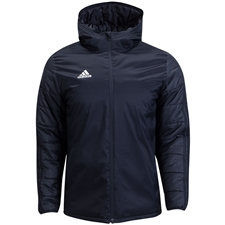 Adidas Winter Jacket 18 (Black/White)
