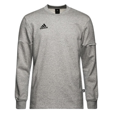 Adidas Tango Sweatshirt (Heather Grey)