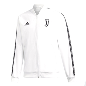 Adidas Juventus Anthem Jacket (White)