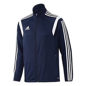 Adidas Condivo 14 Training Soccer Jacket (New Navy/White/New Navy)
