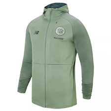 New Balance Celtic FC Travel Full Zip Jacket (Agave Green)