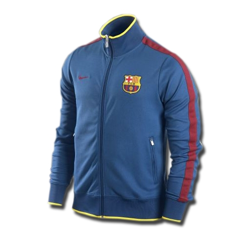 dc37b5cf67b SALE  64.99 - Nike Barcelona Authentic N98 Track Jacket (Navy Blue ...