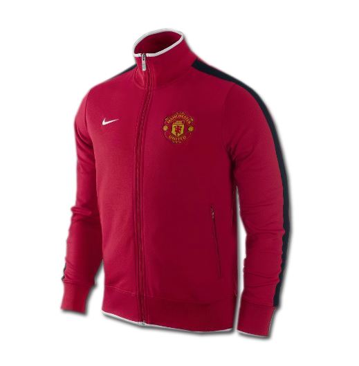 d55851279 Man United Authentic N98 Track Jacket